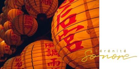 Nouvel An chinois - cérémonie de thé + concert de erhu  billets