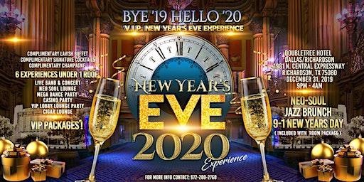 BYE '19 HELLO '20V.I.P. NEW YEAR'S EVE EXPERIENCE