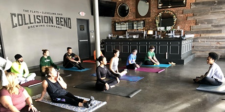 All-Levels Yoga Class - [Bottoms Up! Yoga & Brew] tickets