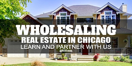 Wholesaling Real Estate tickets