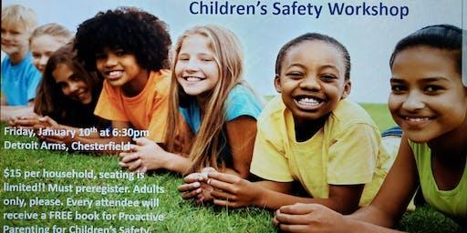 Children's Safety/Human Trafficking Awareness