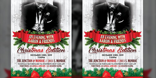 An Evening with Aaron & Friends: Christmas Edition