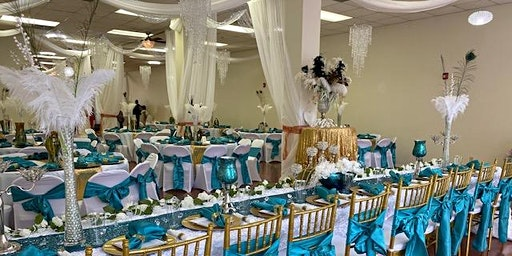 Grand Crystal Ballroom At The Crest