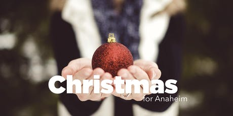 Christmas for Anaheim tickets