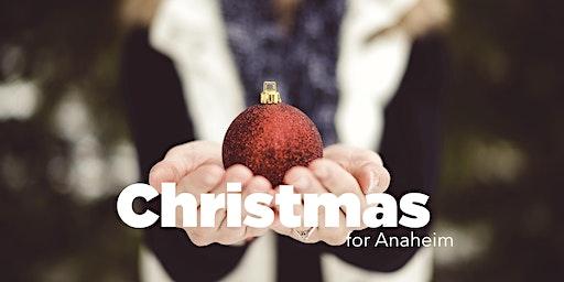Christmas for Anaheim
