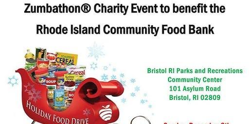 Zumbathon Charity Event to Benefit RI Community Food Bank