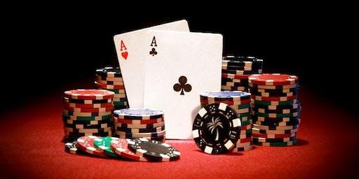 Team Jackson Poker Night Extravaganza