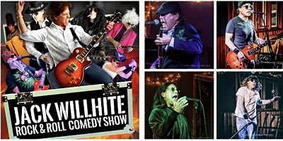Jack Willhite's Rock & Roll Comedy Show