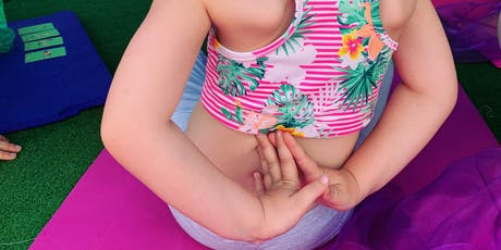 FREE Kids Yoga Taster Class tickets