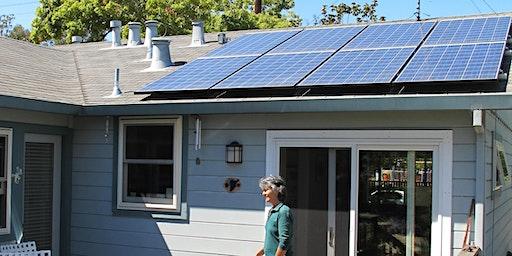 Going Solar Workshop - San Jose 12:30 pm to 2 pm