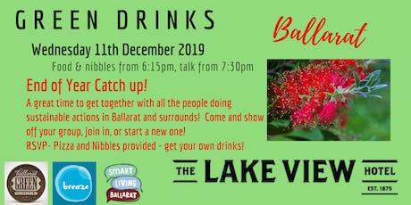 Green Drinks Ballarat - December tickets