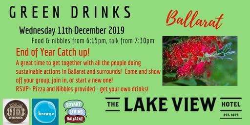 Green Drinks Ballarat - December