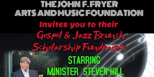 Gospel & Jazz Brunch  featuring Minister Steve Hill