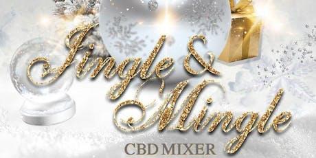 Jingle and Mingle: CBD Mixer tickets