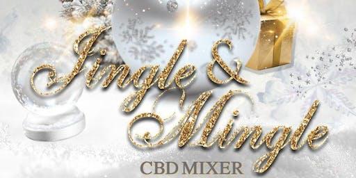 Jingle and Mingle: CBD Mixer