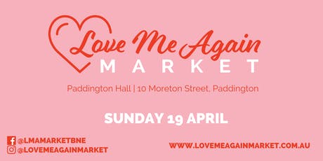Love Me Again Pre-Loved Fashion Market tickets