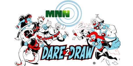 Dare2Draw with Special Guest Anthony Marques - JKS 2.0 tickets