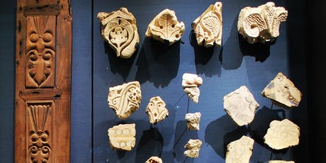 Tracing the Palmette at the British Museum tickets