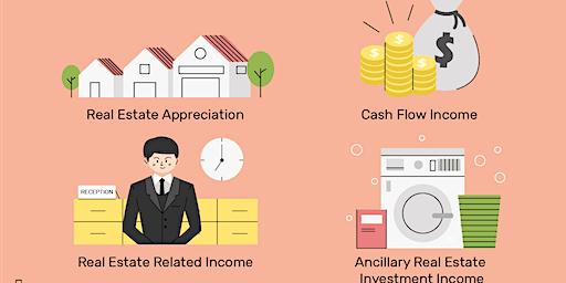 Way's On How Real Estate Investors Make Money