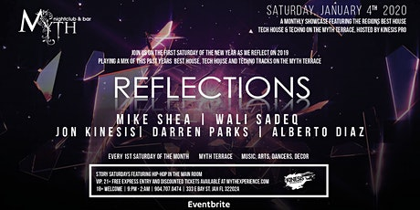 """""""Reflections"""" by Sanctuary at Myth Terrace 
