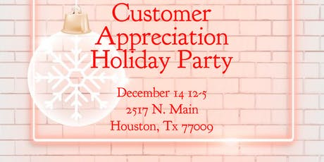 Glamour House Studios Holiday Party tickets