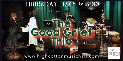 The Good Grief Trio does Vince Guaraldi