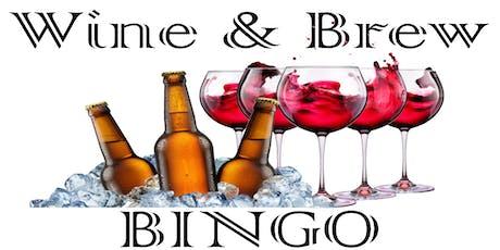 Wine & Brew Bingo tickets