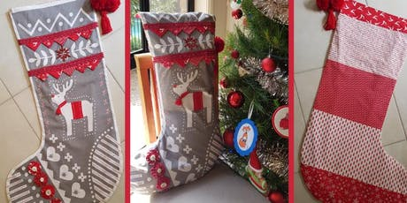 Sew fun for kids! Christmas Sewing Workshops tickets