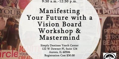 Manifesting Your Future with a Vision Board-Aurora Location