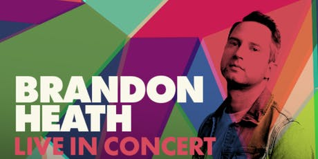 Brandon Heath - LIVE in Tampa tickets