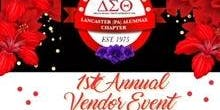 1st Annual Vendor Event hosted by Delta Sigma Theta Sorority, Inc