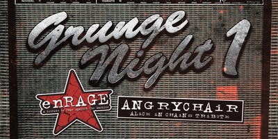 GRUNGE NIGHT 1 At FRED'S TAVERN