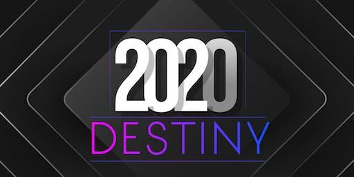 2020 Destiny