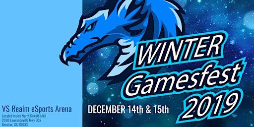 Winter Gamesfest 2019