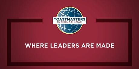 District 62 N Division Toastmasters TLI Makeup tickets