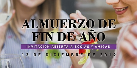 GEMA ALMUERZO DE FIN DE AÑO entradas