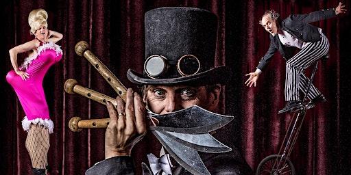 Twisted Cabaret: Pandemonium Vaudeville Show