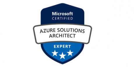 Azure Certification Track (AZ-300/AZ301) tickets