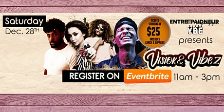 Vision & Vibez: The Ultimate Vision Board Party tickets
