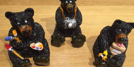 Bear Sculpting Workshop tickets