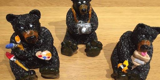 Bear Sculpting Workshop