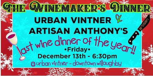 The Winemaker's  Dinner