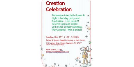 Creation Celebration TiPL  and Donations tickets