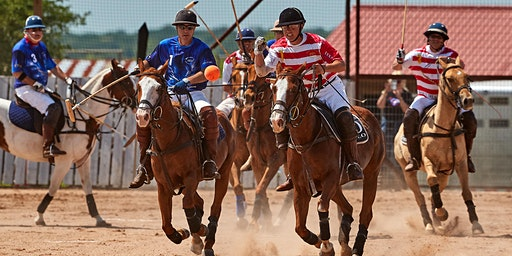 Hockey On Horseback - Central Texas