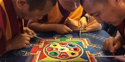 PETIT NALANDA | 4 jours MANDALA et FESTIVAL de la Compassion