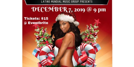 Christmas Party, Presented by Latino Mundial Music
