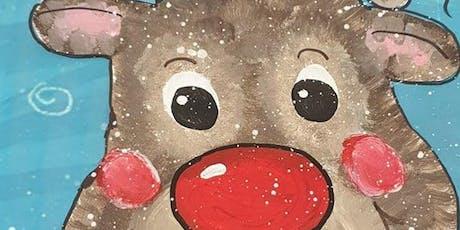 Children's Christmas Art Workshops tickets
