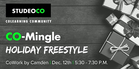 CO-Mingle Holiday Freestyle tickets