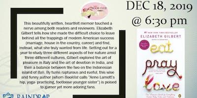 December Ladies Book Club
