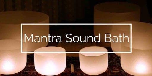 Mantra Sound Bath